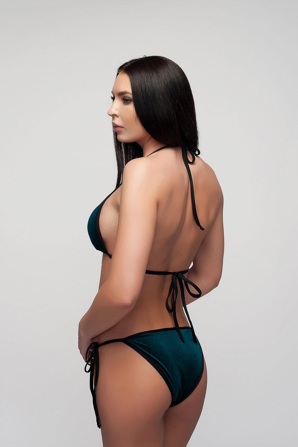 maudymosi kostiumėlis. bikini