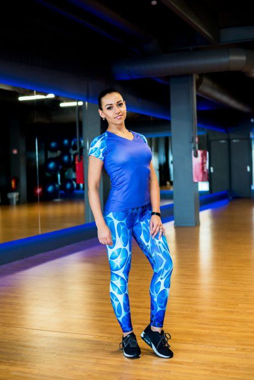 sportinė palaidinė, tamprės, leggings