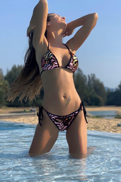 maudymukas, maudymosi kostiumėlis, bikini