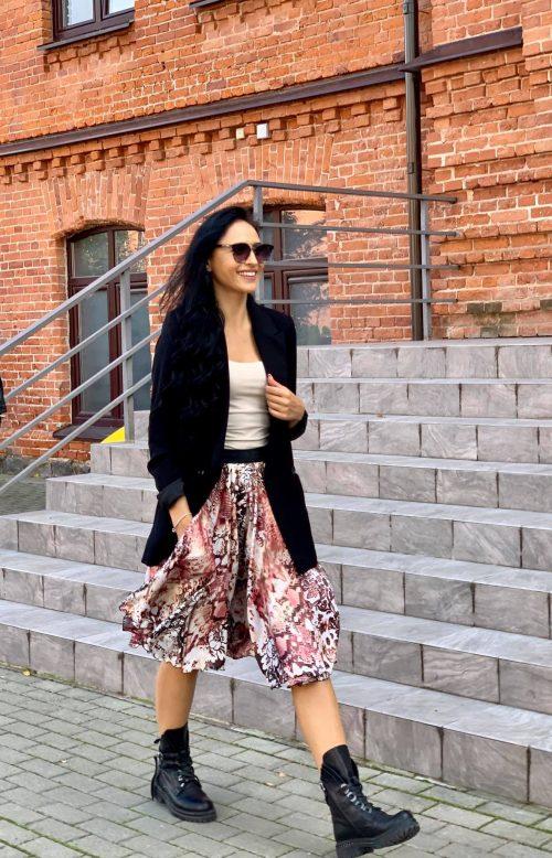 vasarinis sijonas